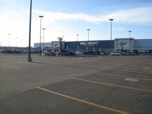Mexicali's super WalMart