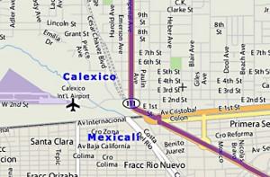 Calexico & Mexicali