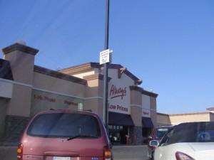 Wal-Mart Calexico