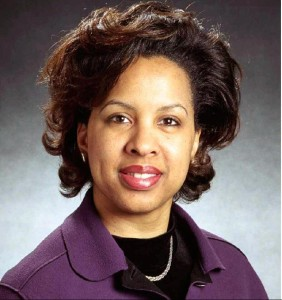 Toni Townes-Whitley, Michell Obama's school pal & top official at CGI - winner of billion dollar no bid Obamacare website contract. Townes-Whitley was a stay-at-home mom for six years, and with Peace Corps in Gabon